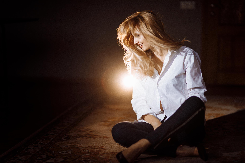 Am resimțit-o când mă așteptam mai puțin. Am trăit o depresie, care venea sa-mi sugereze ca viața se trăiește, nu se mocnește...